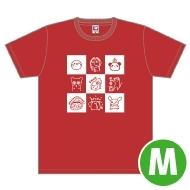 CHiCO Tシャツ(M)/ Music Rainbow 06