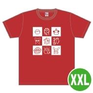 CHiCO Tシャツ(XXL)/ Music Rainbow 06