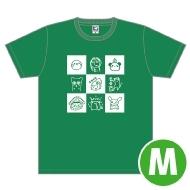 豊崎愛生 Tシャツ(M)/ Music Rainbow 06