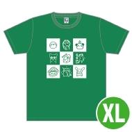 豊崎愛生 Tシャツ(XL)/ Music Rainbow 06