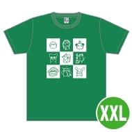 豊崎愛生 Tシャツ(XXL)/ Music Rainbow 06