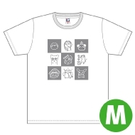 halca Tシャツ(M)/ Music Rainbow 06