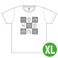 halca Tシャツ(XL)/ Music Rainbow 06