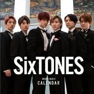 SixTONES カレンダー 2020.4→2021.3