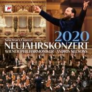 ニューイヤー・コンサート2020 アンドリス・ネルソンス&ウィーン・フィル (3枚組アナログレコード/Sony Classical)