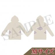 パーカー グレー(M)/ ライブ・スペクタクル「NARUTO-ナルト-」〜暁の調べ〜