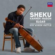 エルガー:チェロ協奏曲、ニムロッド(チェロ六重奏版)、フォーレ:エレジー、他 シェク・カネー=メイソン、サイモン・ラトル&ロンドン交響楽団、他