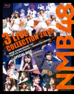 NMB48 3 LIVE COLLECTION 2019 (Blu-ray)