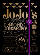 Jojo`s Bizarre Adventure 4.Diamond Is Unbreakble Blu-Ray Box 1
