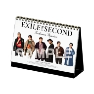 EXILE THE SECOND 2020カレンダー 卓上