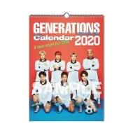 GENERATIONS 2020カレンダー 壁掛け