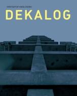 デカローグ クシシュトフ・キェシロフスキ Blu-ray BOX 初期作品集収録特別盤