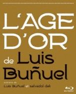 黄金時代 ルイス・ブニュエル Blu-ray