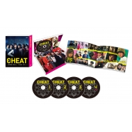 CHEAT チート 〜詐欺師の皆さん、ご注意ください〜Blu-ray BOX