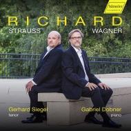 R.Strauss Lieder, Wagner Wesendonk Lieder : Siegel(T)Dobner(P)