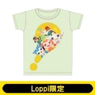 『おかあさんといっしょ』Tシャツ(グリーン)【Loppi限定】