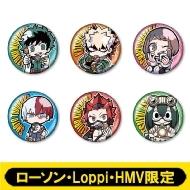 缶バッジ6個セット【ローソン・Loppi・HMV限定】