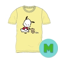 Tシャツ クリーム(M) ポチャッコ