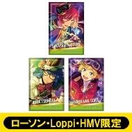 スクエアバッジ3個セット (Switch)【ローソン・Loppi・HMV限定】