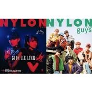 NYLON JAPAN (ナイロンジャパン)2020年 2月号 【表紙:BABYMETAL/guys表紙:Stray Kids】