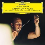 交響曲第8番『千人の交響曲』 ヤニク・ネゼ=セガン&フィラデルフィア管弦楽団、ウェストミンスター・シンフォニック合唱団、他