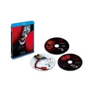 """【初回仕様】IT/イット THE END """"それ""""が見えたら、終わり。 ブルーレイ&DVDセット(3枚組/ボーナス・ディスク付)"""