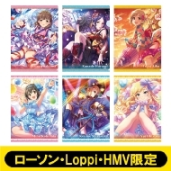 A4クリアファイル6枚セット / シンデレラガールズ【ローソン・Loppi・HMV限定】