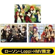 A5クリアポスター3枚セット【ローソン・Loppi・HMV限定】