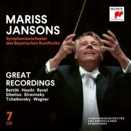 マリス・ヤンソンス&バイエルン放送交響楽団 グレイト・レコーディングズ(7CD)