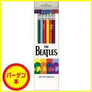 【バーゲン本】 THE BEATLES 1964 SET OF 8 PENCILS