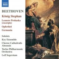 劇音楽『シュテファン王』、『レオノーレ・プロハスカ』の音楽、他 レイフ・セーゲルスタム&トゥルク・フィル