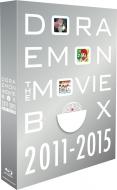 DORAEMON THE MOVIE BOX 2011-2015 ブルーレイ コレクション