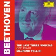 ピアノ・ソナタ第30番、第31番、第32番 マウリツィオ・ポリーニ(2019)(MQA/UHQCD)