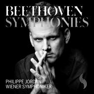 交響曲全集 フィリップ・ジョルダン&ウィーン交響楽団(5CD)