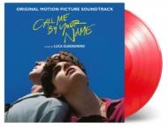 君の名前で僕を呼んで Call Me By Your Name オリジナルサウンドトラック (トランスルーセント(半透明)レッド・ヴァイナル仕様/2枚組/180グラム重量盤レコード)