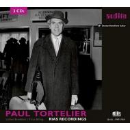 ポール・トルトゥリエ RIAS録音集(3CD)