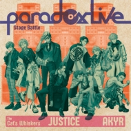 """Paradox Live Stage Battle """"JUSTICE"""""""