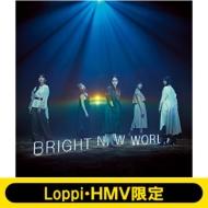 《Loppi・HMV限定 5th Celebration ラバーキーホルダー付セット》 BRIGHT NEW WORLD 【初回生産限定盤A】(+DVD)