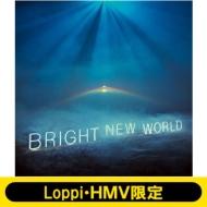 《Loppi・HMV限定 5th Celebration ラバーキーホルダー付セット》 BRIGHT NEW WORLD