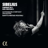 交響曲第2番、組曲『クリスティアン2世』 サントゥ=マティアス・ロウヴァリ&エーテボリ交響楽団(日本語解説付)