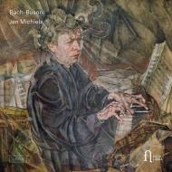 バッハ/ブゾーニ:シャコンヌ、12のコラール前奏曲より、ブゾーニ:対位法的ファンタジア ヤン・ミヒールス(ベヒシュタイン1860&並行弦ピアノ2015)(日本語解説付)