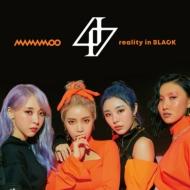 reality in BLACK-Japanese Edition-【初回限定盤A】(CD+DVD)