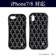iPhoneラバーエッジ(ダース・ベイダー)iPhone7/8対応
