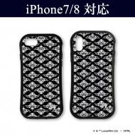 iPhoneラバーエッジ(ヨーダ)iPhone7/8対応