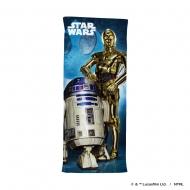 ハイブリッドタオル(R2-D2&C-3PO)