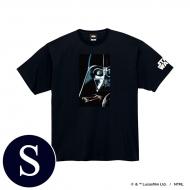 蓄光ロゴTシャツ(ブラック / ダース・ベイダー)Sサイズ
