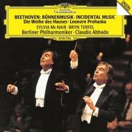 『献堂式』のための音楽、『レオノーレ・プロハスカ』のための音楽 クラウディオ・アバド&ベルリン・フィル