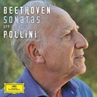 ピアノ・ソナタ第4番、第9番、第10番、第11番 マウリツィオ・ポリーニ