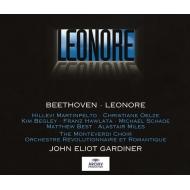 『レオノーレ』全曲 ジョン・エリオット・ガーディナー&オルケストル・レヴォリューショネル・エ・ロマンティーク、マルティンペルト、他(1996 ステレオ)(2CD)
