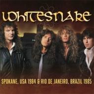 Spokane, Wa 24th July 1984 / Rio De Janiero, Brazil 19th January 1985 (2CD)